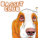 Basset Club - Basset Hounds by JRD Promotions