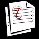 Escala de Notas by Mobilture