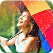 Rain On Photo Editor by Sky Studio App
