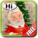 Talking Santa Claus by PhoneLiving LLC