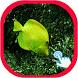 Aquarium wallpaper 3D