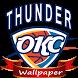 The Thunders Wallpaper by TTR Studio