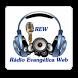 Rádio Evangélica Web by Aplicativos - Autodj Host