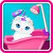 Cat Caring and Makeover by MWE Games