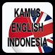 Kamus Bahasa Inggris - Indonesia Offline