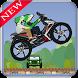 Ojek Bike Driving Stunt by SinematicGame