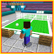Ping Pong Minigame. Map for Minecraft by Holly95
