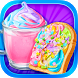 Unicorn Treats - Sweet Hot Chocolate & Toast Maker by Kids Crazy Games Media