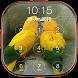Bird Keypad Lock Screen by Secure Lockscreen Apps