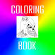 Halloween Coloring Book by Sports & More