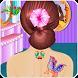 Hair style salon girls games by DevGameApp