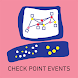 Check Point Events by Design Reactor Inc