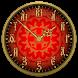Виджет старинные часы by sandraprog