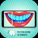 Teeth Germ Scanner Simulator by Smarty App Studio