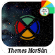 Magic Of Colors : Xperia Theme by Themes MorSán