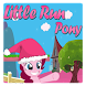 Little Run Pony Jump by xSodia