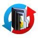 Format Data Recovery by Backup and Restore app for Android.