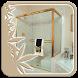 Frameless Sliding Shower Doors by Rhasta