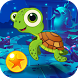 Bubble Heroes: Starfish Rescue by Fat Fish Games