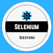Selenium Questions by rajkumar