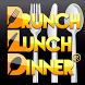 Brunch Lunch Dinner Restaurant by eduxx GmbH