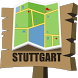 Stuttgart Map by Mappopolis