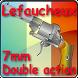 Revolver Lefaucheux 7mm by Gerard Henrotin - HLebooks.com