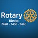Rotary District 2420-2430-2440 by Burak ALTUN