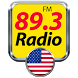 Radio fm 89.3 usa radio station for free online by moaiapps