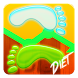 Pedometer - Diet Burn Calories by Free Apps For Mobile