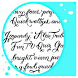Calligraphy Letter Writing Arts