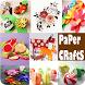 DIY Paper Crafts by junjundroid