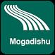 Mogadishu Map offline by iniCall.com