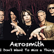 Aerosmith - I Don't Want to Miss a Thing y letras