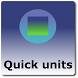 Unit converter - Quick Units