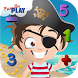 Preschool Math: Pirate Kid by Family Play ltd