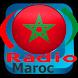 راديو المغرب - radio maroc by dévlo gevlidam
