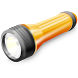 Flashlight with stroboscope by DevelopersClub