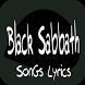 Black Sabbath Lyrics by Maroendaz