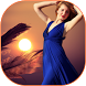 Sunset Photo Frame by Photo Collage Photo Editor