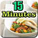 15 Minutes Meals Recipes Easy by SP Developer