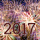 Happy New Year 2017 by Pixel Art Developer