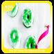 Best DIY Green Tea Shamrock Donuts by Banes Studio