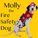 Molly the Fire Safety Dog by Dayna Hilton