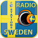 Radiostationer Sverige by Era Radio