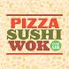Pizza Sushi Wok Ukraine by Inforino