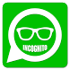 Incognito mode for whatspp by Samzord Studio