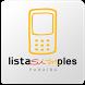 Lista Simples by WeBizz