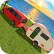 Chained Car : Camper Van Truck Driving Simulator by Vesper Games
