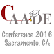 CAADE Conference 2016 by Stephen Faille Helper